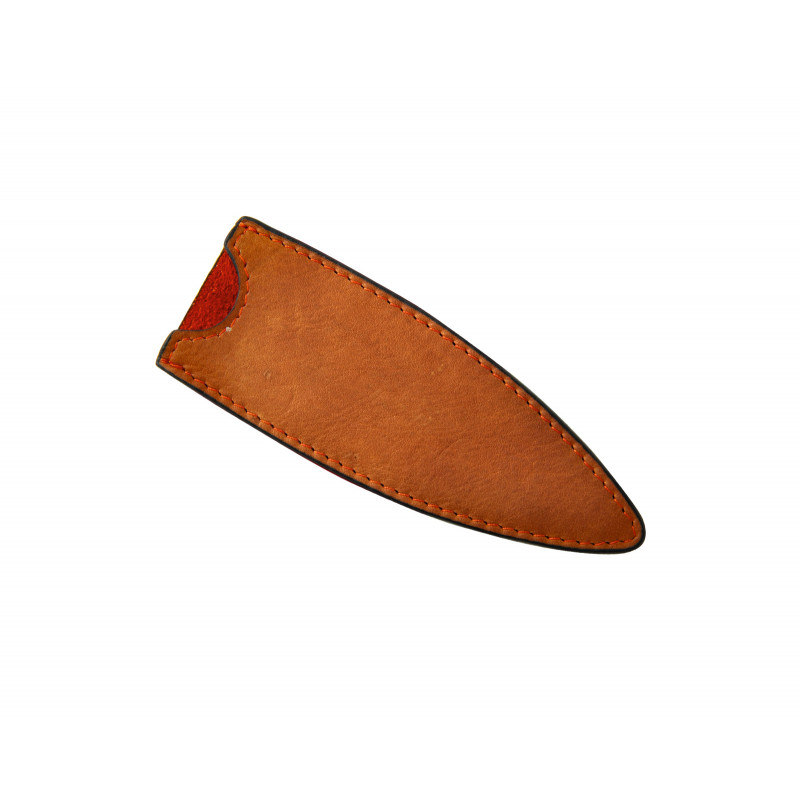 Deejo Leather Sheath ,  37g Natural