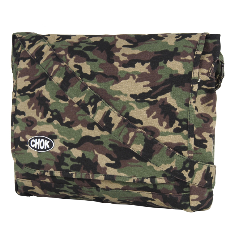 Chok Camo - Messenger bag